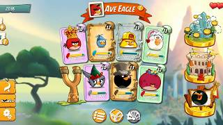 Todo ascensor ft Angry Birds 2 para android.