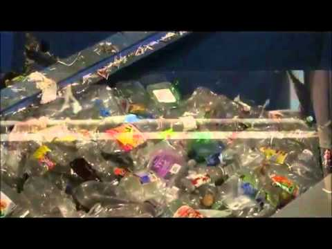 All Plastics Optical Sorting Systems - Green Machine® LLC