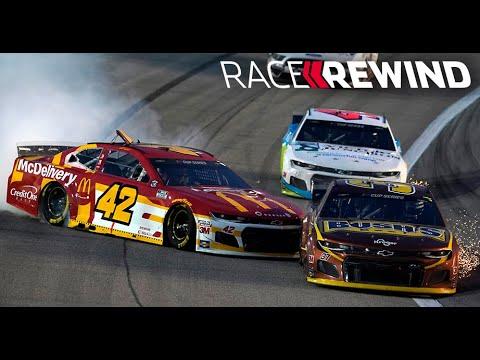 NASCAR スーパースター400(カンザス・スピードウェイ)15分ハイライト動画