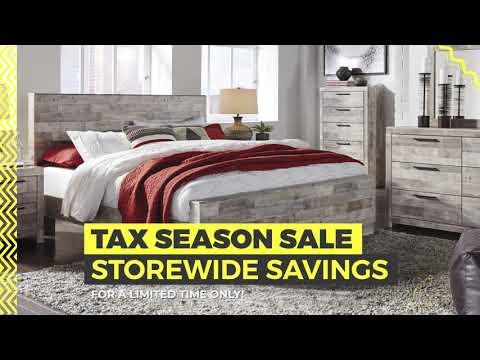 Tax Season Sale