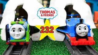 THOMAS & FRIENDS THE GREAT RACE #232 TRACKMASTER TOY TRAINS| Thomas & Friends For Kids