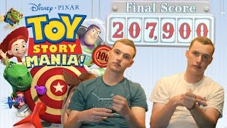 How To Score Over 200,000 Points On Toy Story Mania