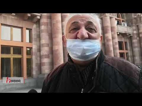 Ոստիկանության կողքով անցնելիս ես ասում եմ՝ «սալամ ասքյարլար», որովհետև թուրքի են պաշտպանում․ Վոլոդյա Հովհաննիսյան