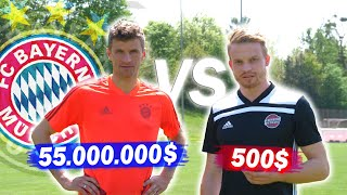 THOMAS MULLER (fc Bayern) vs freekicksRUS