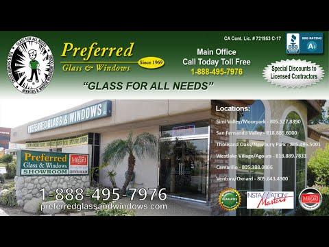 Preferred Glass and Windows