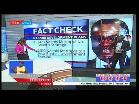 Fact Check: Nairobi development plans