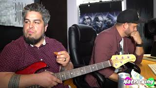 """""""Drift Away"""" EPIC BASS COVER!! *with Sons Of Zion*"""