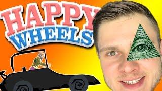 НЕПРОХОДИМЫЕ УРОВНИ Happy Wheels - ФРОСТ