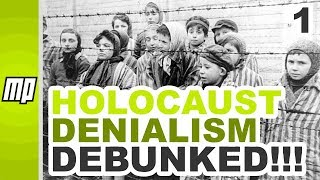 Debunking The Holocaust Denial Documentary Judea Declares War on Germany - #1