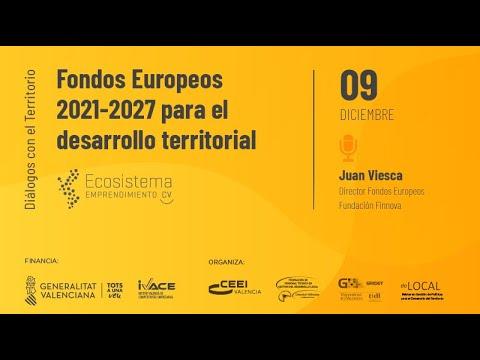Fondos Europeos 2021-2027 para el desarrollo territorial[;;;][;;;]