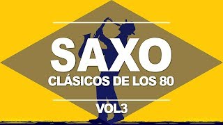 CLASICOS DE LOS 80's, Musica de Saxofon Instrumental los 80, Manu Lopez 80s Sax Hits, vol 3, Alegria
