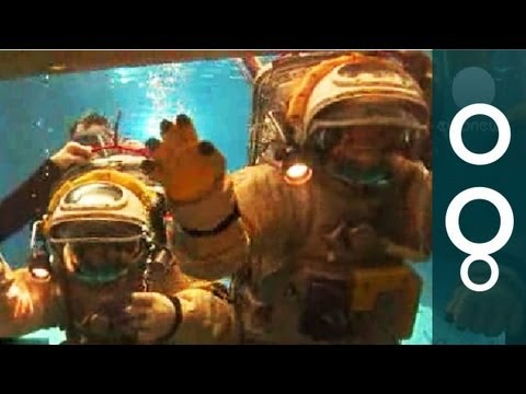 Spacewalk: Giant leaps for mankind