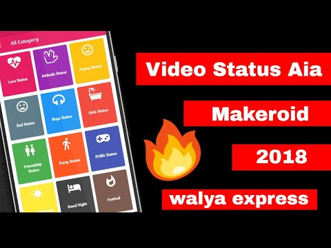 How to create SideMenu in Makeroid 🔥 100% professional without