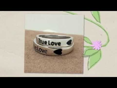 Beautiful Promise Rings for Couples | Gullei.com