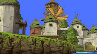 Windfall Island 10 Hours - Zelda The Wind Waker