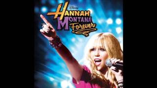 """Love That Lets Go"" - Hannah Montana (Miley Cyrus) Feat. Billy Ray Cyrus  - HQ Studio Version clip."