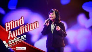 อารจ - อยากรู้แต่ไม่อยากถาม - Blind Auditions - The Voice Senior Thailand - 17 Feb 2020