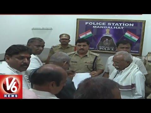 Dhoolpet Resident Bheem Singh Suspicious Death In Mangalhat Police Station | V6 News