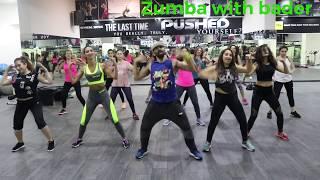 El Piso Es Lava - BIP ( ZUMBA) ZIN 74 Choreo With Bader