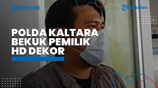 Ditreskrimum Polda Kaltara Bekuk Pemilik HD Dekor di Alor, Bawa Kabur Uang Miliaran Rupiah