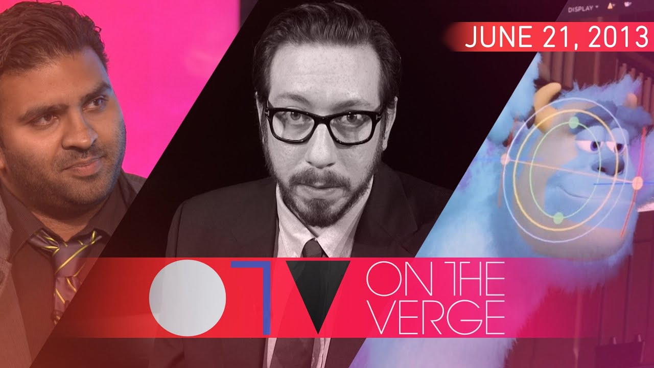 On The Verge: Google X and a trip to Pixar thumbnail