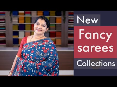 "<p style=""color: red"">Video : </p>NEW FANCY SAREES COLLECTIONS"