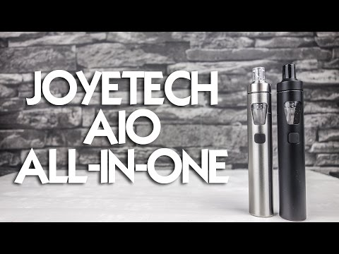YouTube Video zu Joyetech eGo AIO Starterset 1500 mAh 2 ml