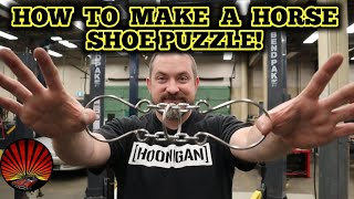 Way of the Wrench: Make This: A Horseshoe Puzzle!