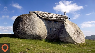 13 Weirdest Houses in The World!