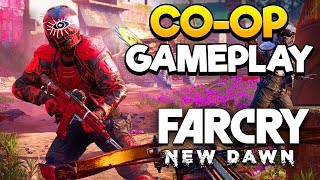 Far Cry New Dawn - Day 1 Adventure in Co-Op