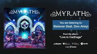 MYRATH - Believer (live)