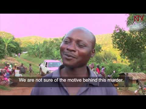 Woman found murdered in Nakasozi, Kiboga district