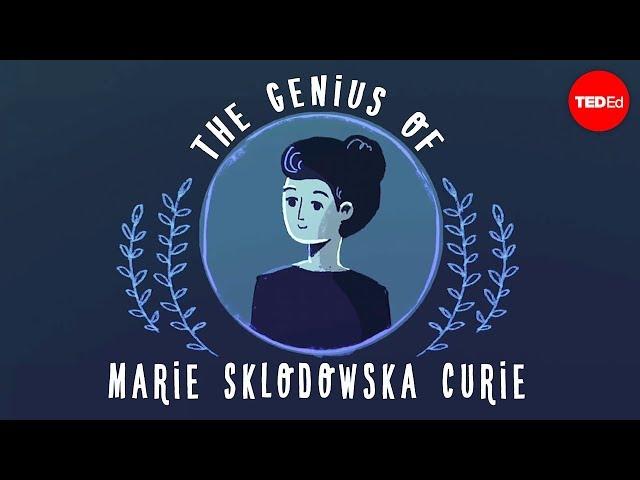 英语中marie curie的视频发音