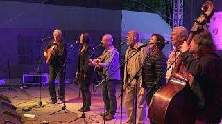 Spirituál kvintet na festivalu Folkové Chvojení 14. června 2014