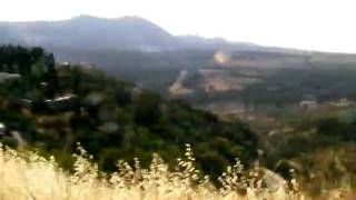preview picture of video 'View from top of Mount Canaan'