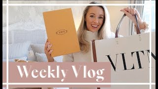 NET-A-PORTER HAUL & A CHAT ABOUT THE INFLUENCER INDUSTRY //   Weekly Vlog