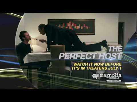 The Perfect Host (Featurette)