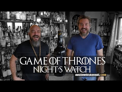 Whiskey Review: Oban Bay Game of Thrones The Night's Watch Reserve