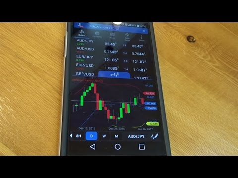 How To Trade Forex On Your Smartphone: My #1 Tip!