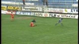 Ionikos - IRAKLIS 0:2 [1999] Michalis Konstantinou