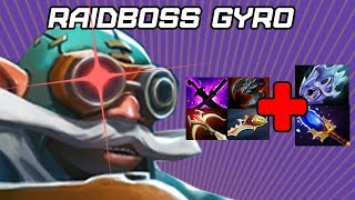 DotA 2 - When You Turn Gyro Into A Raidboss