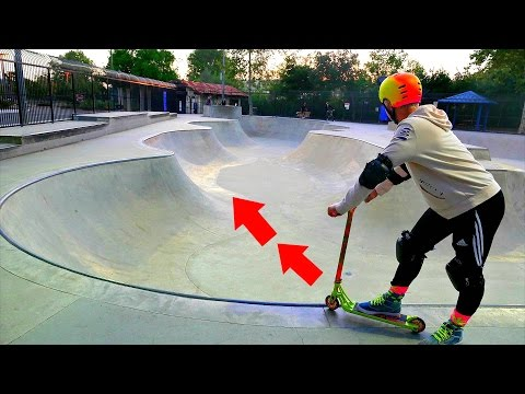 AWESOME SNAKE RUN SCOOTER TRICKS!