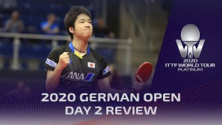 German Open 2020 - Live Stream und Highlights