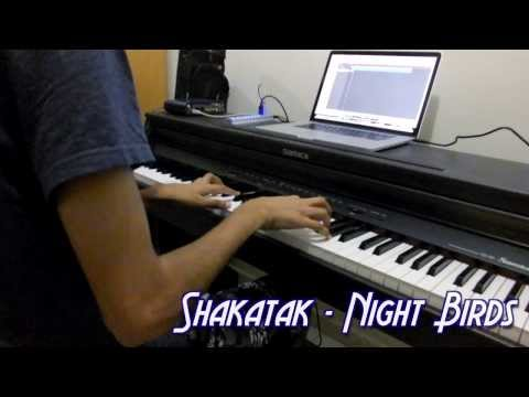 Shakatak - Night Birds solo section (MusicFreak Cover)