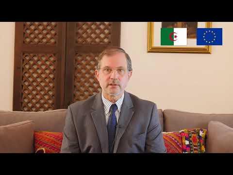 L'Ambassadeur de l'UE, John O'Rourke, à l'occasion de la Journée mondiale contre la peine de mort