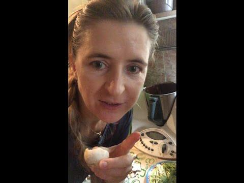 Елена Абрамова: шампиньоны сырые, как их съесть вкусно:-)