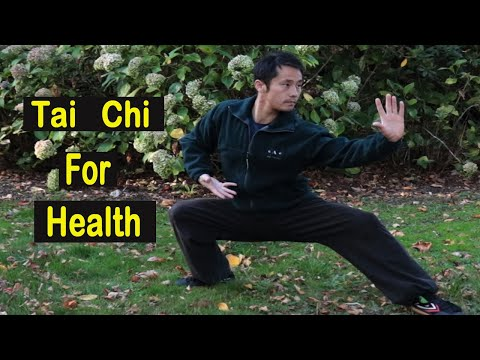 Tai Chi Step by Step For Beginners Training Session 2 - YouTube