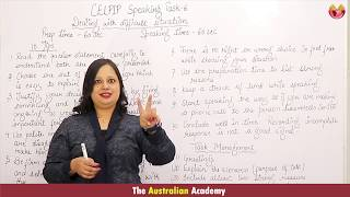 CELPIP SPEAKING TASK -6 Tips By Rachna Gupta( IELTS, TOEFL & PTE TRAINER)