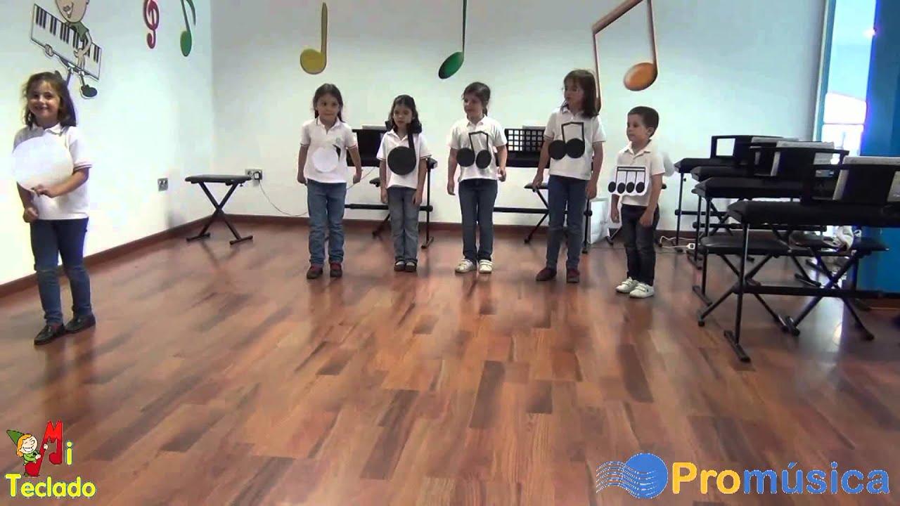 La carrera musical -  Grupo de alumnos de Mi Teclado 1