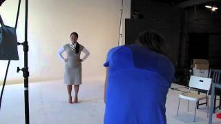 P&N Behind the scenes: Retail Therapy fashion shoot